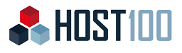 HOST100 Logo